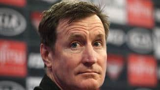 Worsfold: Forwards weren't given a chance