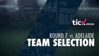 Team Selection | Round 7