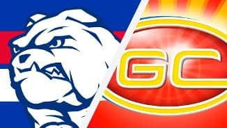 Highlights | Western Bulldogs v Gold Coast Suns (Rd7)