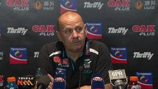 Ken Hinkley post match press conference - 5 May 2018 - PTV