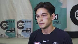Post-match | Zac Fisher