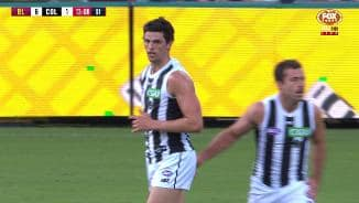 Pendles finishes pristine Pies play