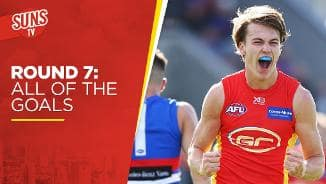 SUNS TV: All of the Goals - Round 7