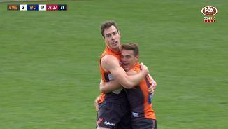 R8: Ward and Jezza team up for first goal