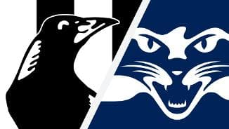 Highlights: Collingwood v Geelong