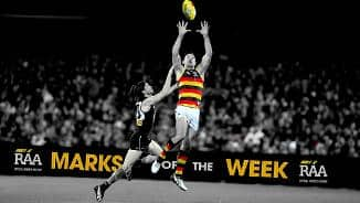 RAA Marks of the Week: Round 8 v Port Adelaide