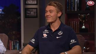 On The Couch | Patrick Cripps