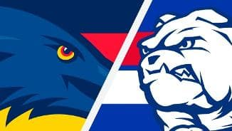 Highlights | Adelaide v Western Bulldogs (Rd 9)
