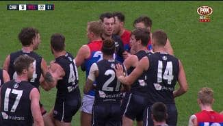 McKay after the siren