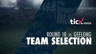 Team Selection | Round 10