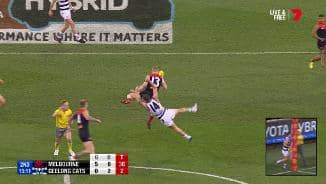 Oliver v Selwood, two hard nuts collide