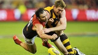 You ready for this? Hawks v Demons