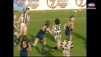 Classic Last Two Mins, 1992: a Pies v Eagles thriller