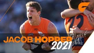 Hopper Re-Signs