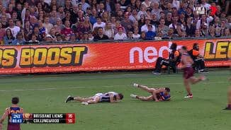 Concussion concern for Collingwood