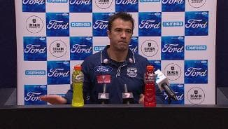 Chris Scott post-match