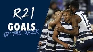 Goals of the Week (R21)