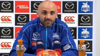 Shaw post-match (Rd 23, 2019)