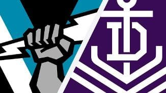 Highlights: Port Adelaide v Fremantle | PTV