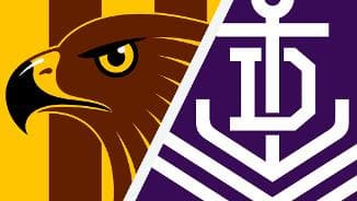 Highlights: Hawthorn v Fremantle