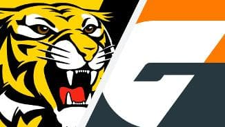 Highlights: Richmond v Greater Western Sydney