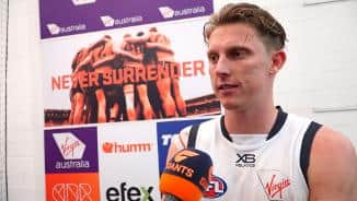 R17 Post-Match: Lachie Whitfield