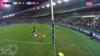 Champions League comes to Brisbane as Rayner volleys it home