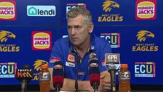 Full post-match: Eagles