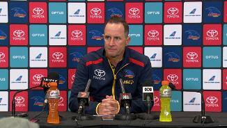 Full post-match: Crows