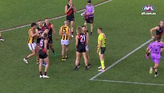 The stomp that sent Hawk skipper straight to the Tribunal