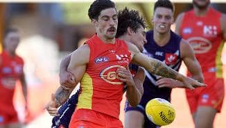 Watch the last two minutes: GC v Freo