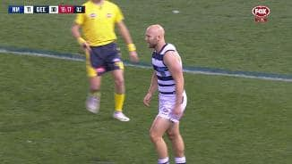 Ablett penalised after identical incident to last week
