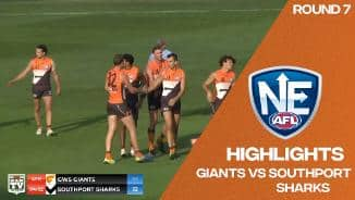 NEAFL: Round 7 Highlights