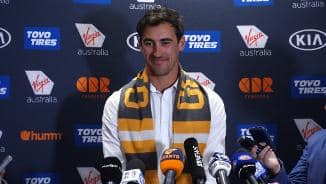 Mitch Starc on GIANTS Grand Final