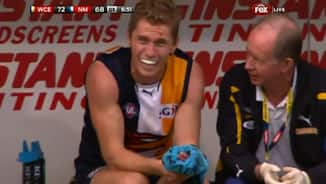 Eagles lose Selwood