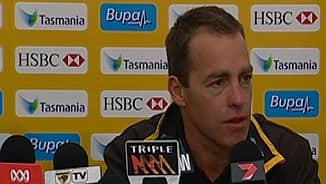 Tigers torched us: Clarkson