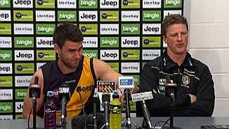 Win Proves Maturity: Hardwick