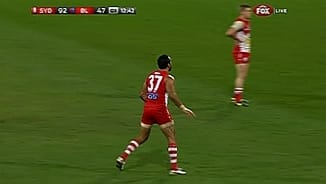 Goodes to be back