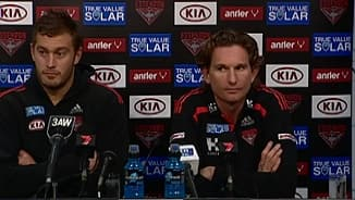 Hird welcomes Cat lesson