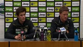 Tigers not good enough: Hardwick