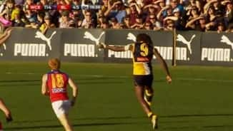 Nic Nat's big day out