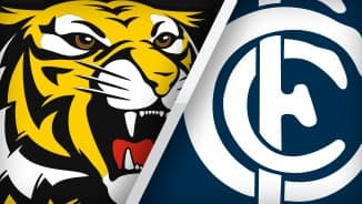 Highlights: Richmond v Carlton