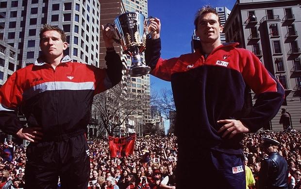 AFL 2000 Media - Grand Final Parade 010900