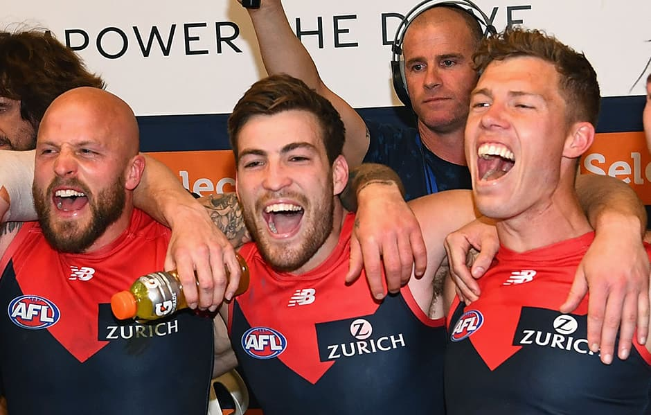 The Casey game will kick off at 12.30pm prior to Melbourne's JLT Series match (Photo: Quinn Rooney) - VFL