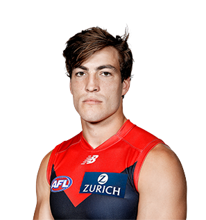 Jack Viney of the Melbourne Demons