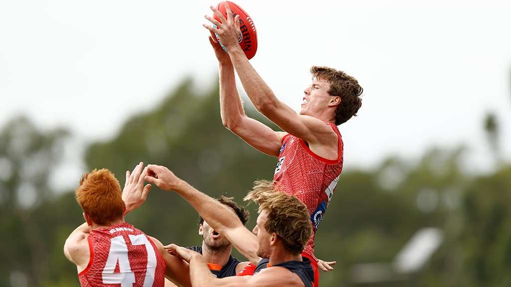 Academy product stars as Swans ease to victory over GWS