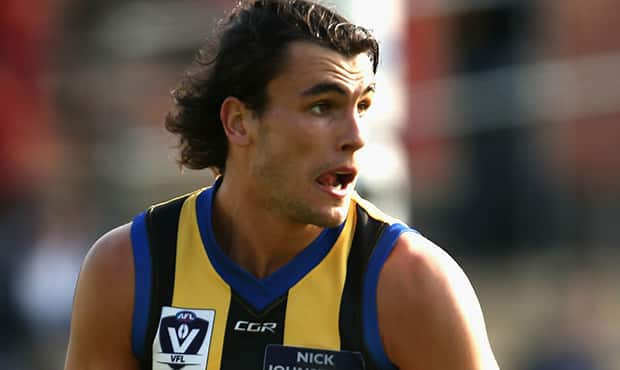 Max Hayes is one five of North's signings for its standalone VFL side.