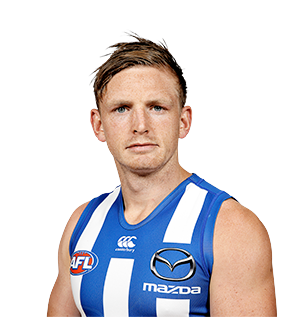 Jack Ziebell of the North Melbourne Roos