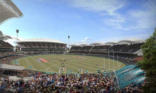 Home Lottery Adelaide >> Port Adelaide to host first Showdown at Adelaide Oval - portadelaidefc.com.au