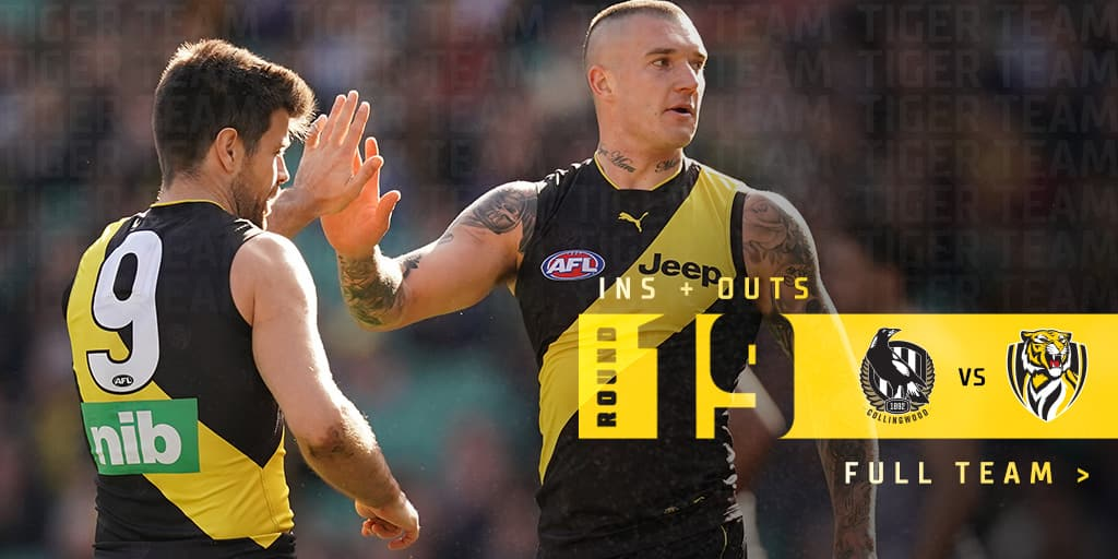 Tale of the Tiger numbers: No. 21 - richmondfc.com.au